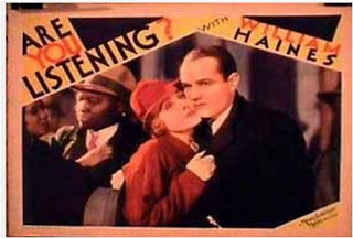 Image result for are you listening 1932