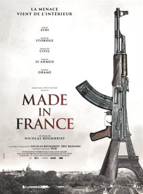 Made In France 2015 DVD R2 PAL Spanish