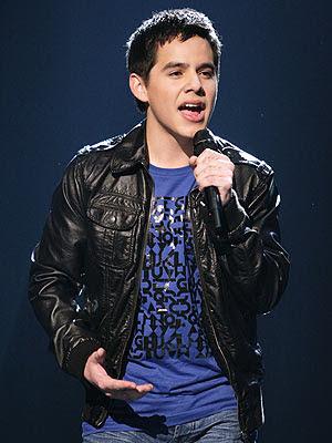 David Archuleta - Artis Penyanyi