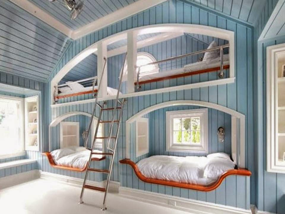 Bunk Beds Beach House