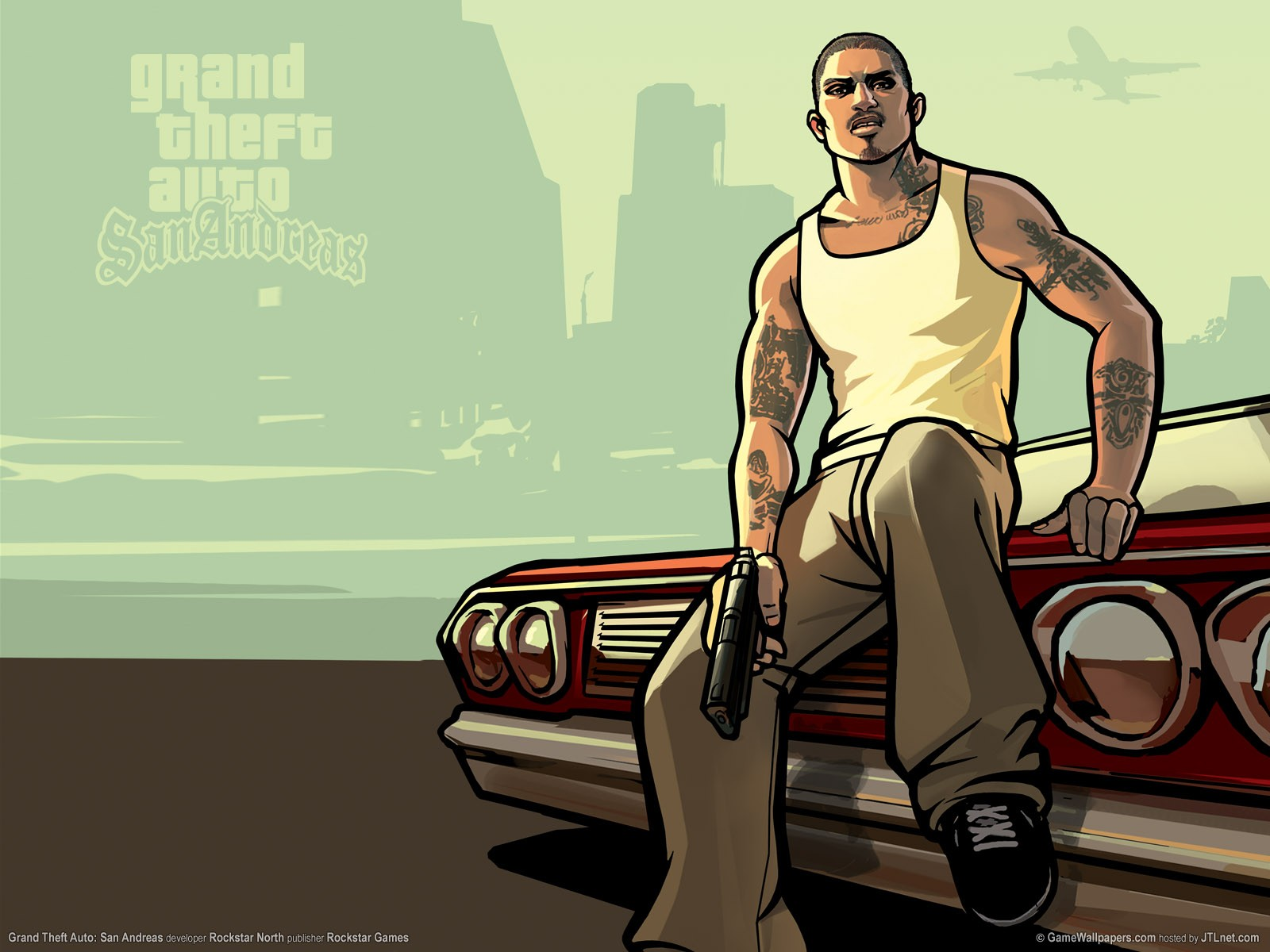 Rockstar Games: Grand Theft Auto San Andreas