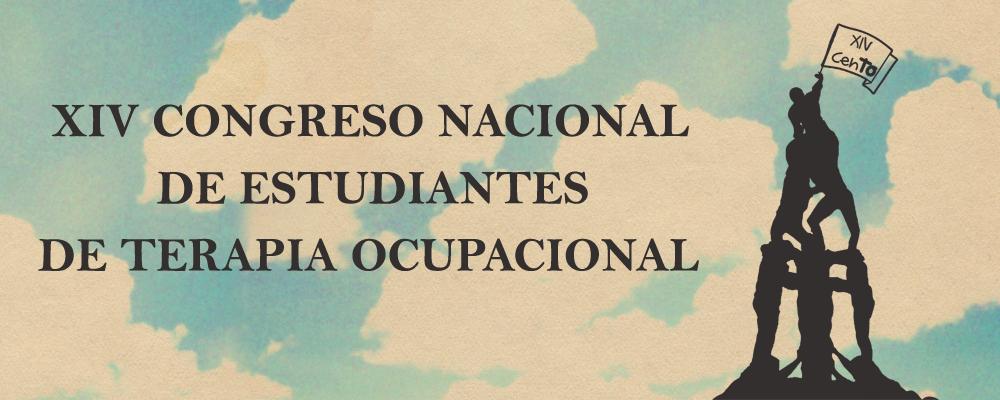 XIV CONGRESO NACIONAL DE ESTUDIANTES DE TERAPIA OCUPACIONAL