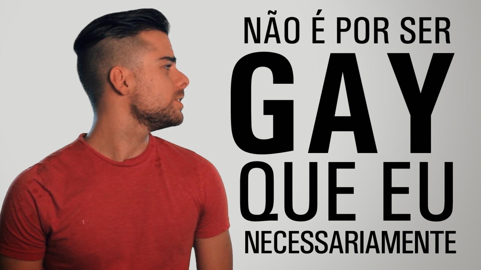 Põe na Roda - Não é por ser gay que...