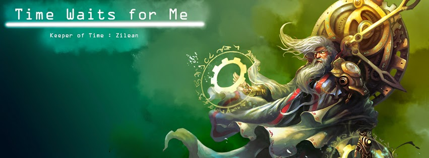 Zilean League of Legends Facebook Cover PHotos