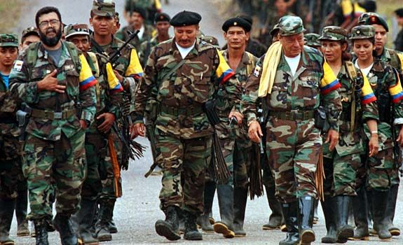 the revolutionary armed forces of columbia essay Farc: farc, the revolutionary armed forces of colombia, a marxist rebel group that made peace with the colombian government in 2016 after 52 years of war.