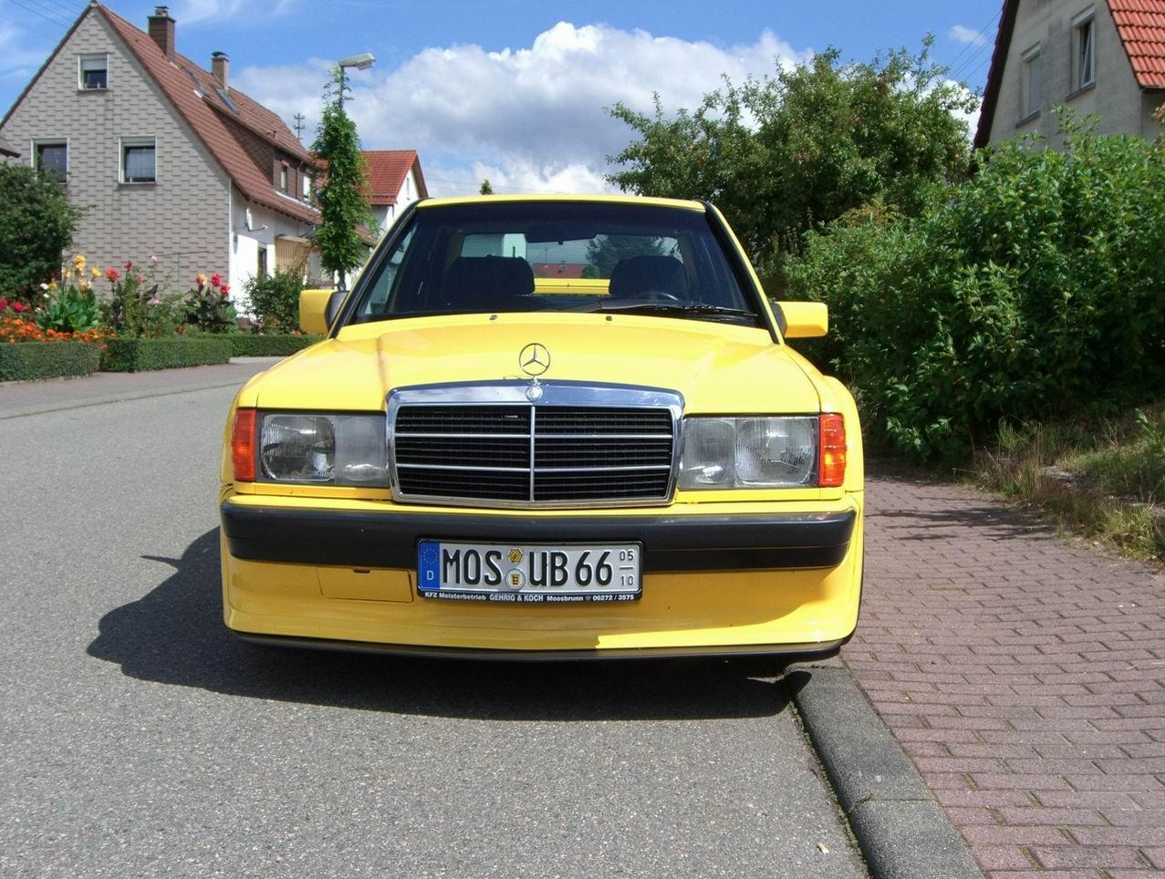 Mercedes-Benz 190E Evolution