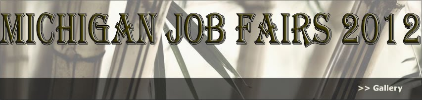 Michigan Job Fairs