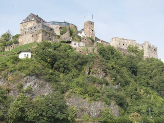 Rheinfels Castle St Goar - Germany