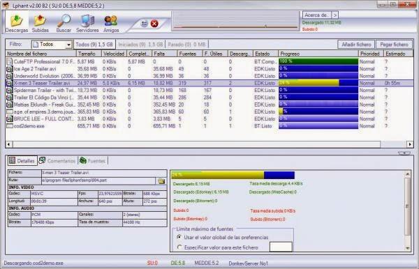 8 programmi p2p per scaricare file gratis for Programmi per disegnare in 3d gratis