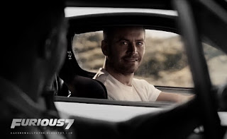 Furious 7 Wallpaper paul walker