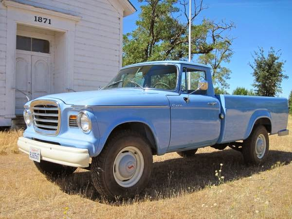 Collector Truck, 1962 Studebaker Champ | Auto Restorationice