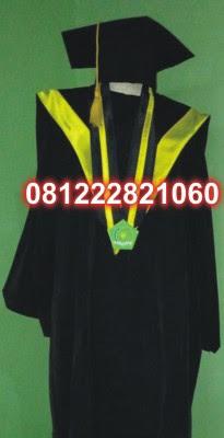 tempat buat toga wisuda sarjana murah harga 125000