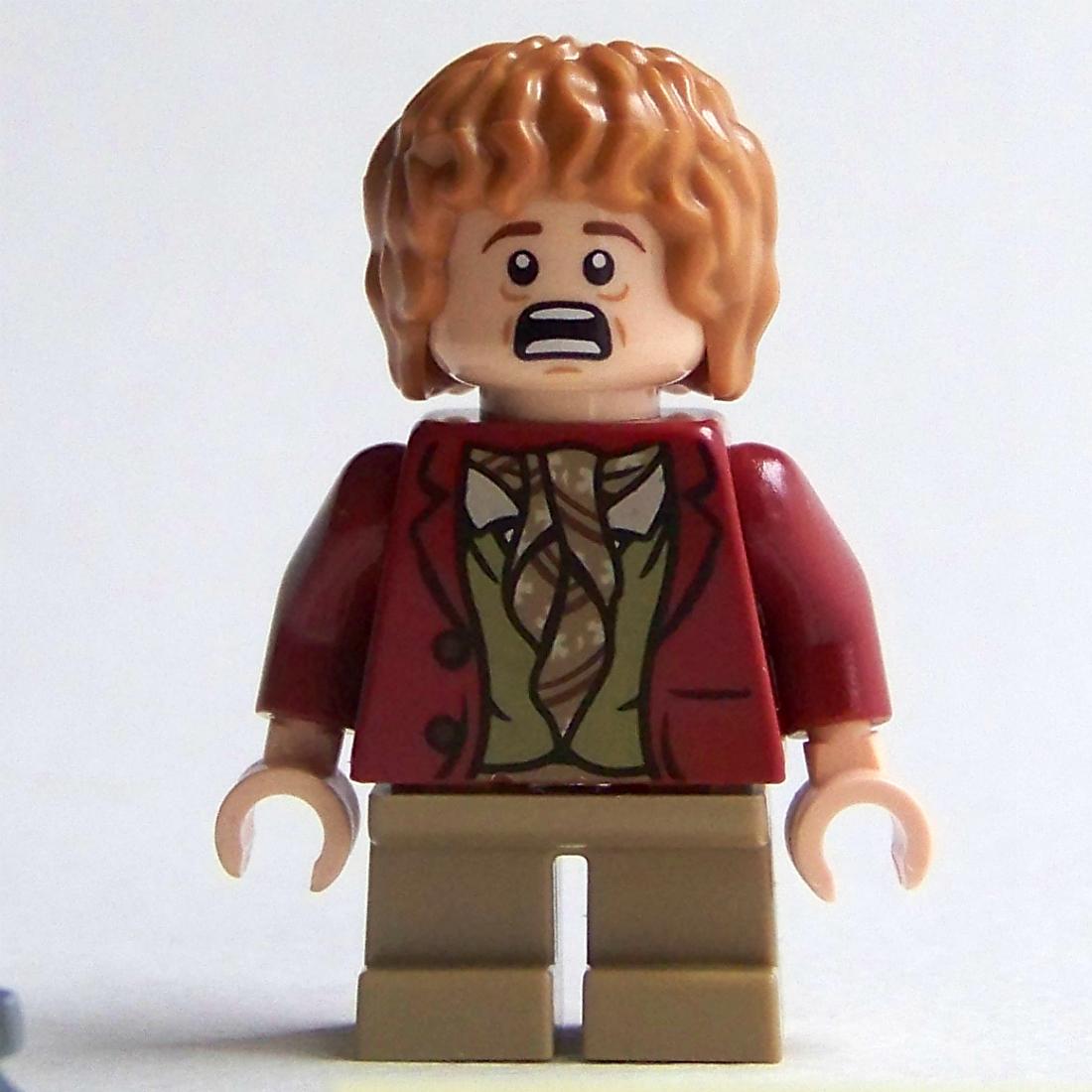 LEGO Hobbit minifigure
