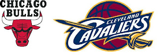 Chicago Bulls, Cleveland Cavaliers