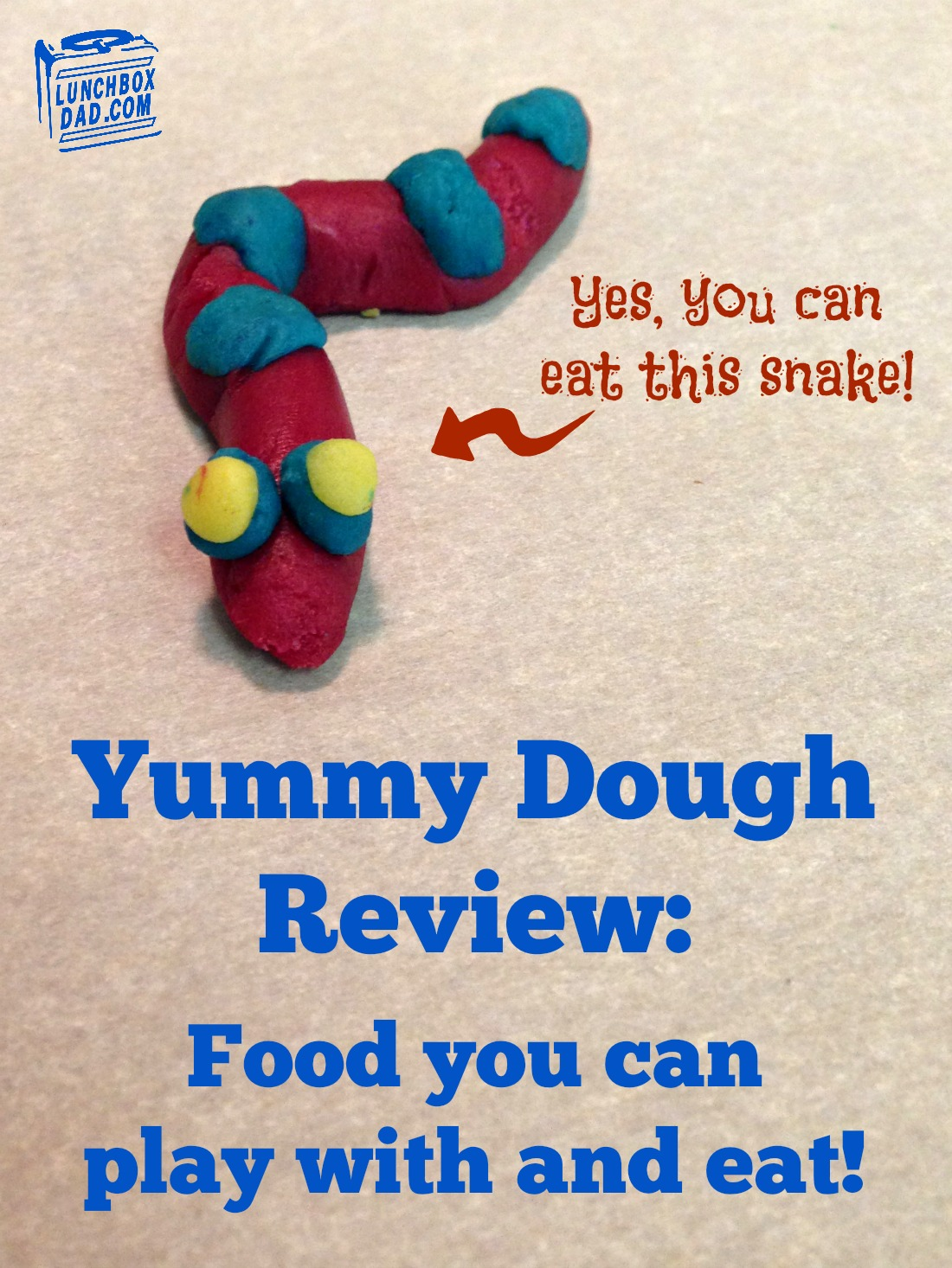 Yummy Dough Product Review
