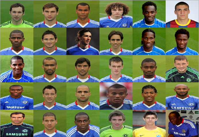 Download image Chelsea Team Players 2012 PC, Android, iPhone and iPad ...