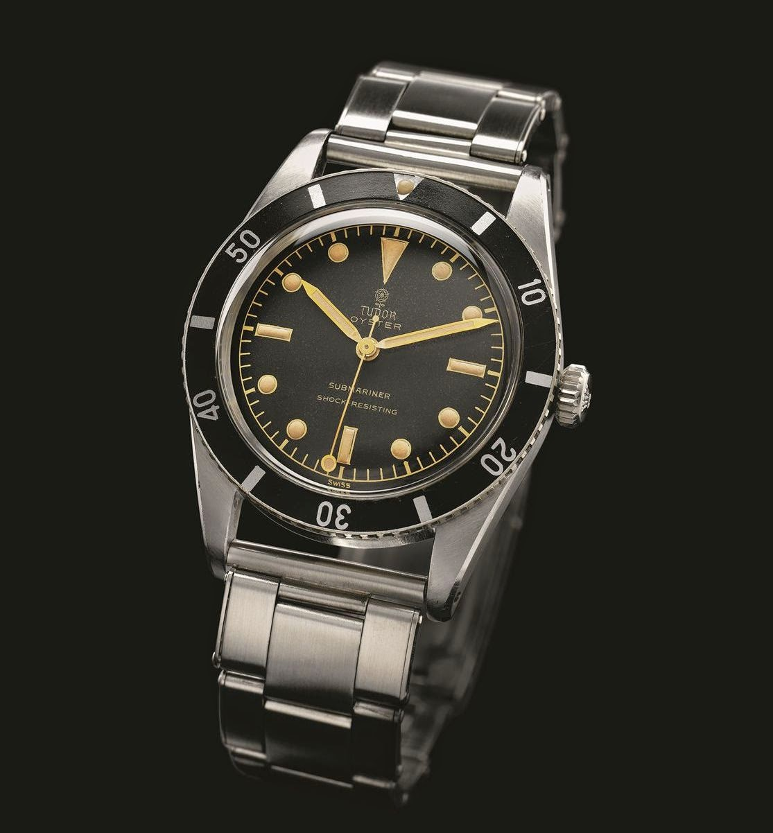 Tudor historical diving watches manufactured by tudor - Tudor dive watch ...