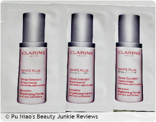 Clarins White Plus Total Luminescent Intensive Brightening Serum
