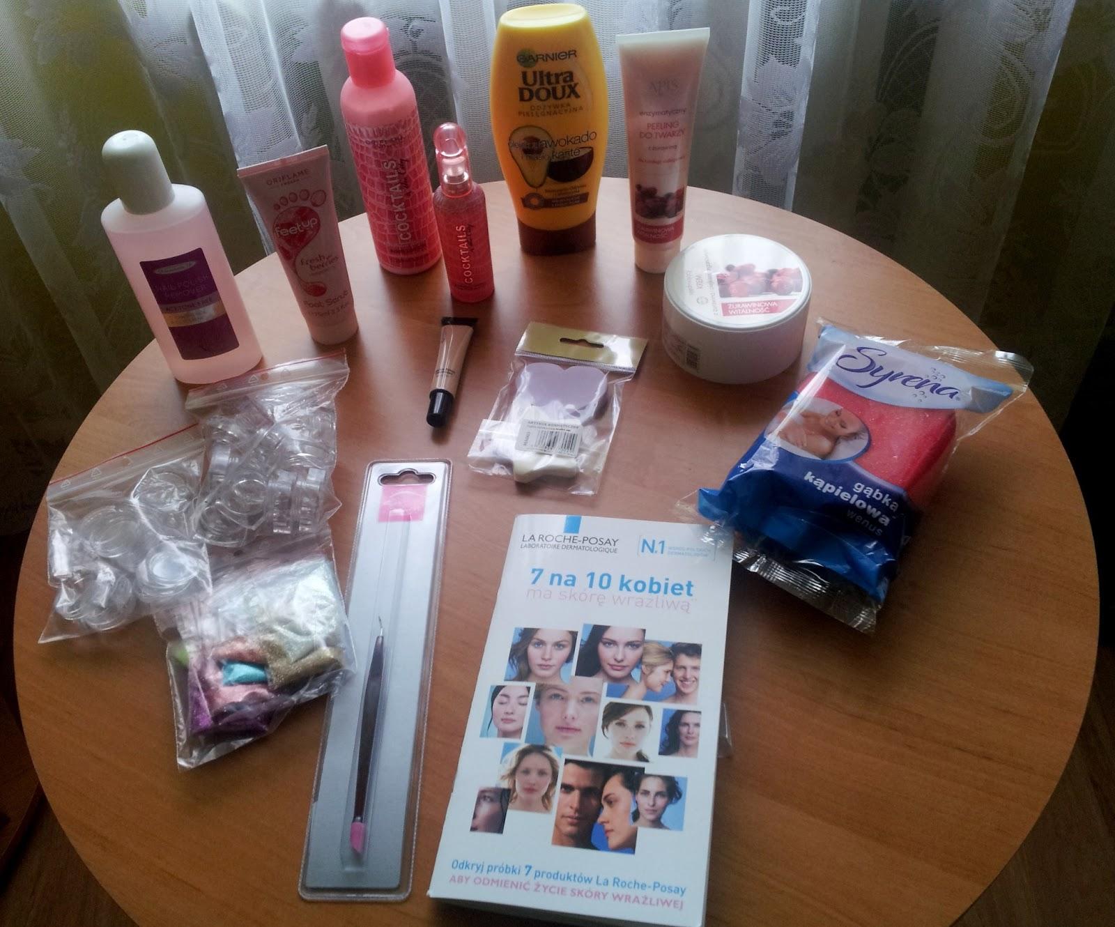 Zakupy kosmetyków