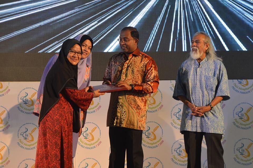 Hadiah Karya Darul Ridzwan V 2016