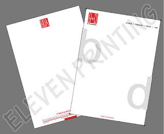 Percetakan Kop Surat