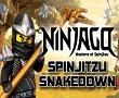 free LEGO Ninjago games Spinjitzu online