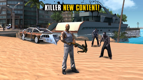 screenshot 3 Gangstar Rio City of Saints v1.3.0