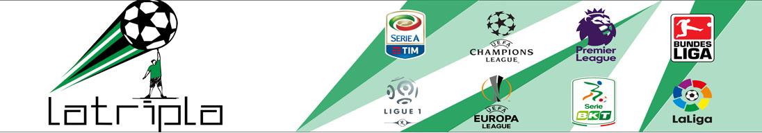 LaTripla Pronostici calcio, Miglior Sito Scommesse Sportive dal 2012, Pronostici Vincenti, Serie A