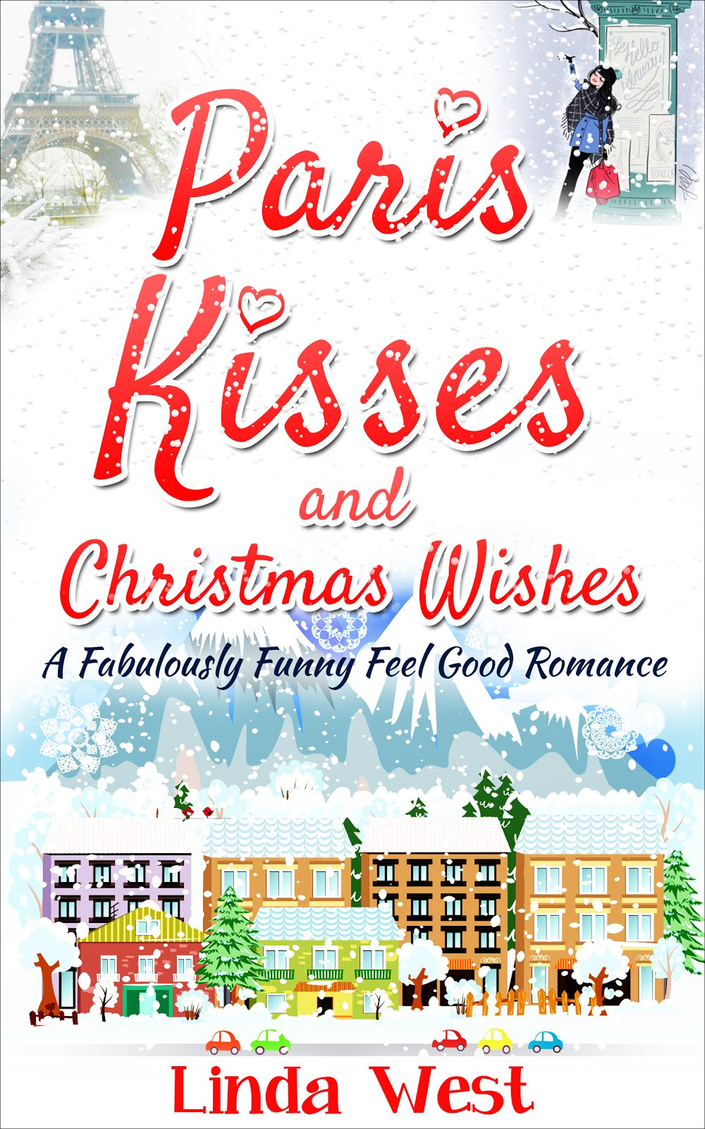 99 cents for this feel-good holiday romance!