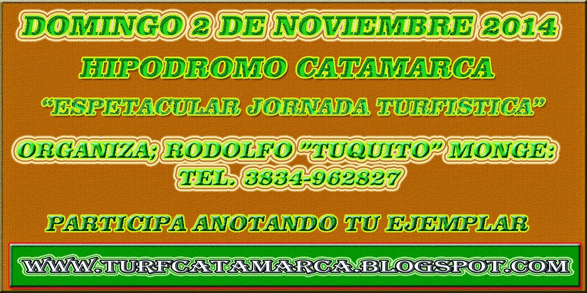 2 noviembre h catamarca