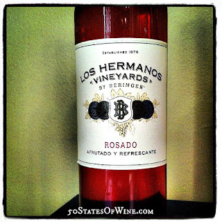 Los Hermanos Vineyards Rosado
