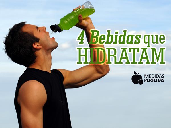 O que é desidratação + 4 Bebidas que Hidratam