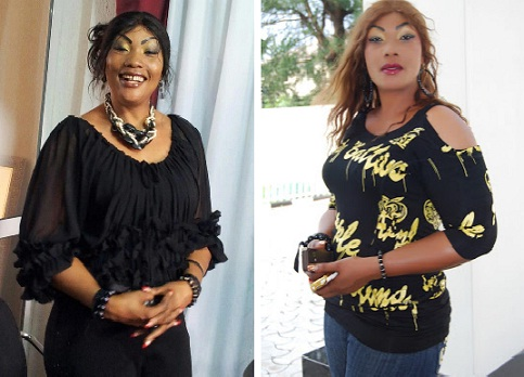 actress Eucharia Anunobi evangelist