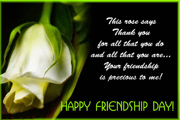 Friendship Day Sms Photos