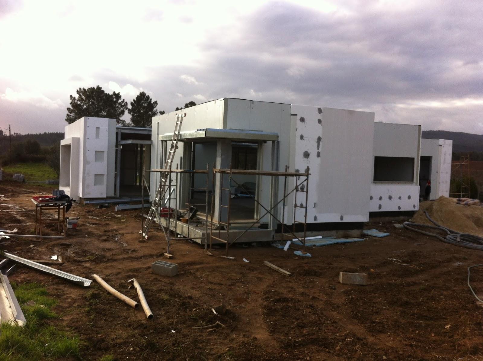 Casas modulares steel houses for Casas modulares minimalistas