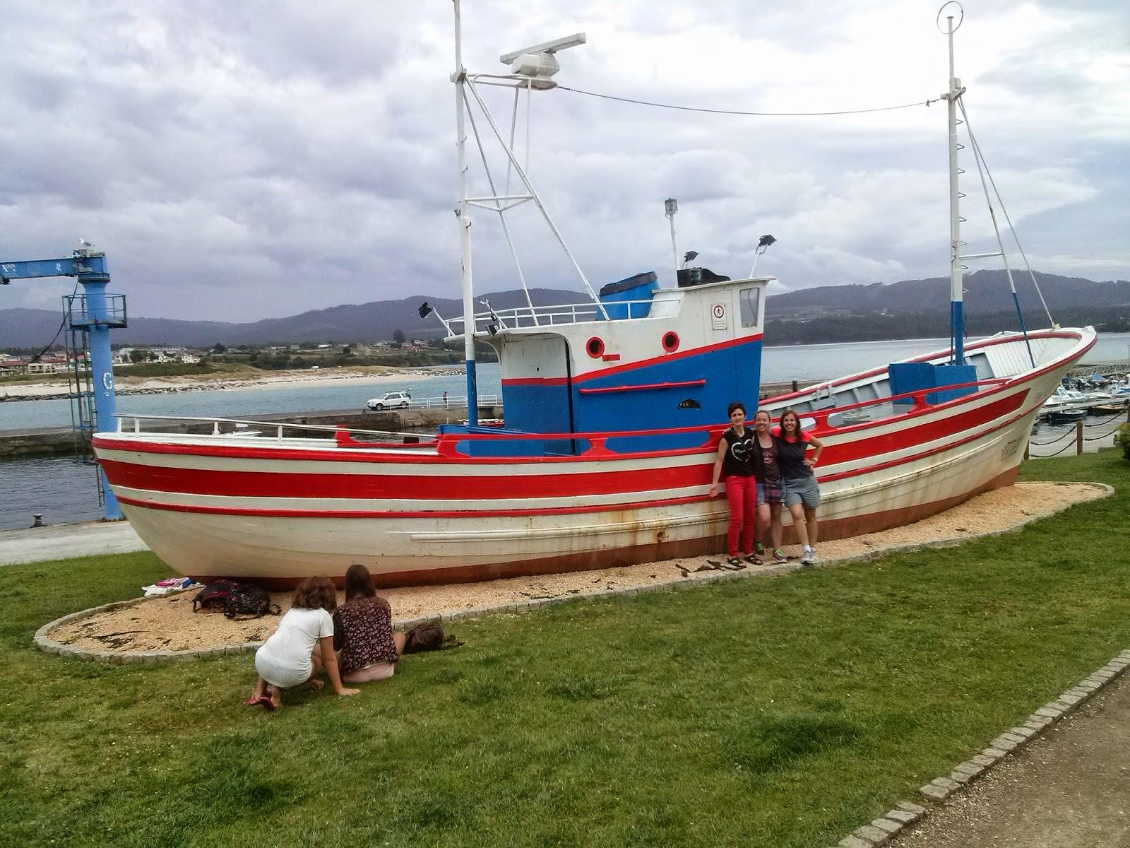 Galicia puerto