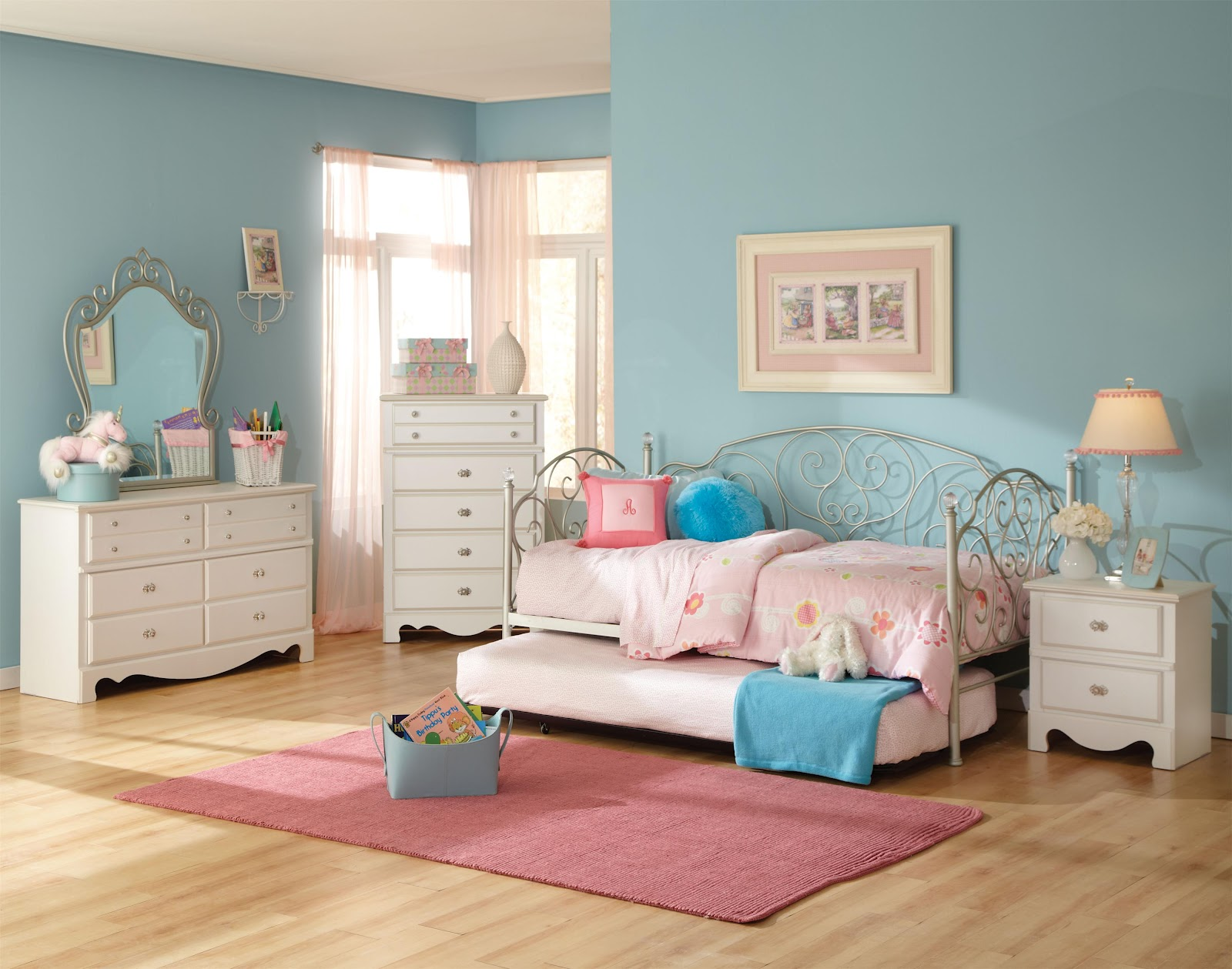 Knoxville wholesale furniture spring rose by standard for Bedroom furniture knoxville tn