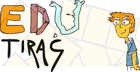 Edu Tiras - Tiras,Cartoons e Charges