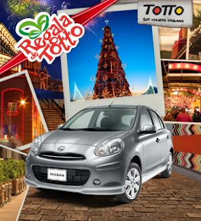 concurso+regala+de+totto+gana+un+nissan+march+advance+carro+navidad+compras
