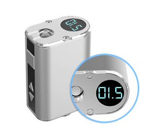 The Mini iStick 10W Battery can easily fit