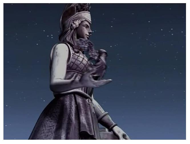 Estátua (REGRAS) Estatua_atena
