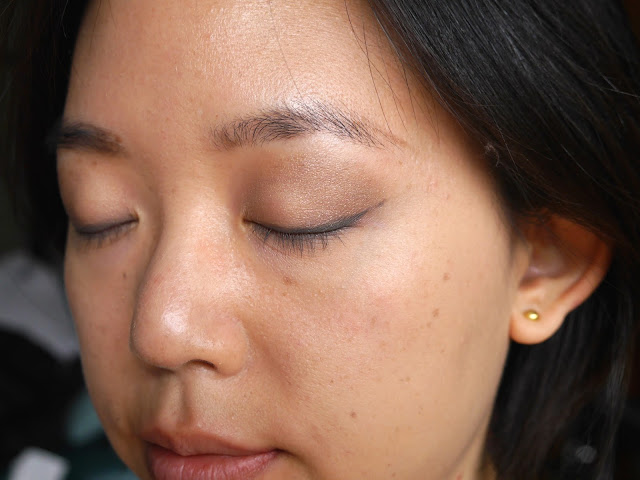 make up for ever jamie chung palette swatch review