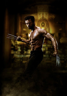 HUGH JACKMAN IN THE WOLVERINE MOVIE 2013