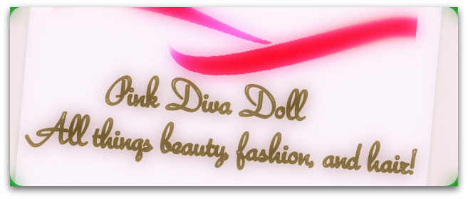 Pink Diva Doll