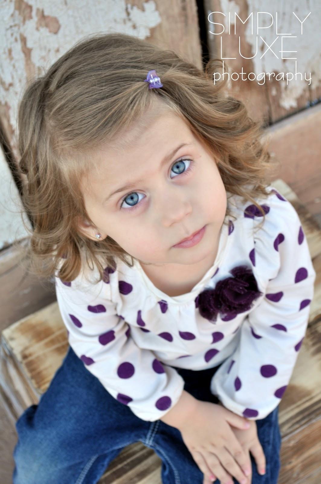 Simply LUXE Photography: Zippy Zoe- Toddler girl photo shoot