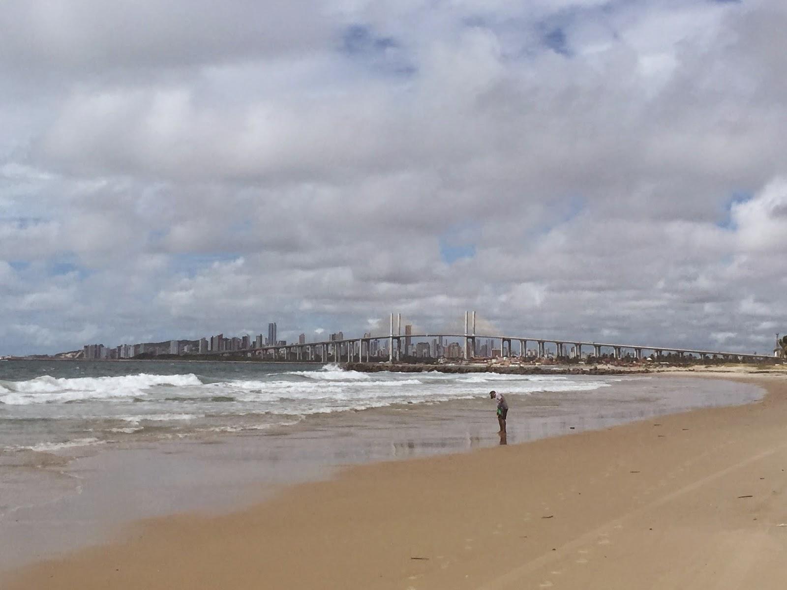 Praia em Natal
