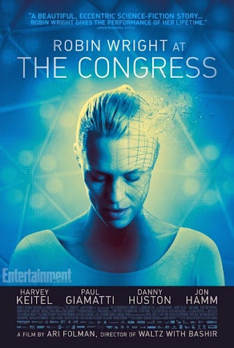 The Congress (BRRip HD Español Latino) (2013)