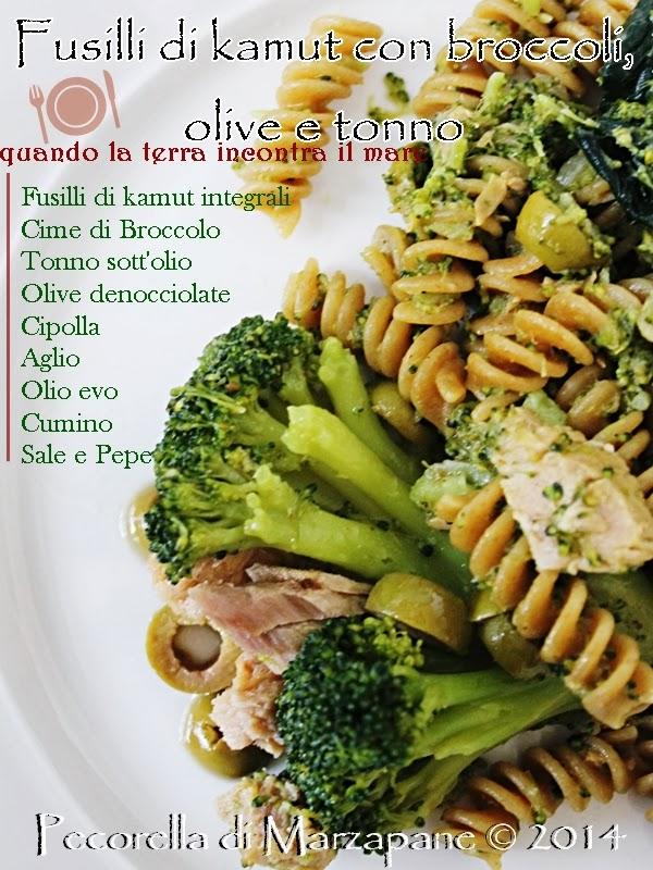 http://www.pecorelladimarzapane.com/2014/02/fusilli-di-kamut-con-broccoli-olive-e.html