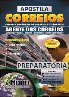 Apostila Correios 2015 Preparatória Agente dos Correios.