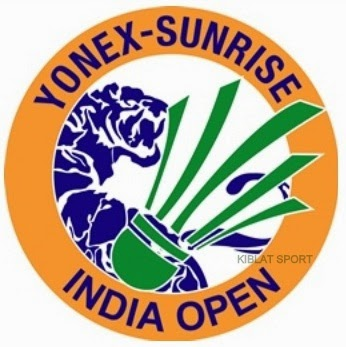 Jadwal Pertandingan YONEX-SUNRISE India Open 2014